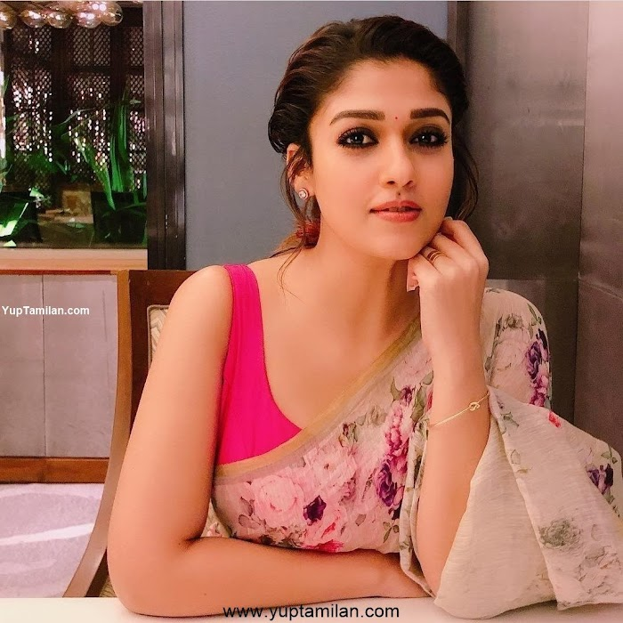 Nayanthara Saree Photos-Super Hot Pictures wearing Sarees