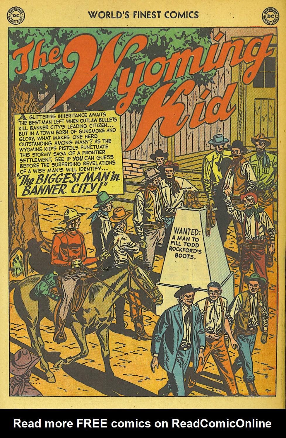 Read online World's Finest Comics comic -  Issue #57 - 29