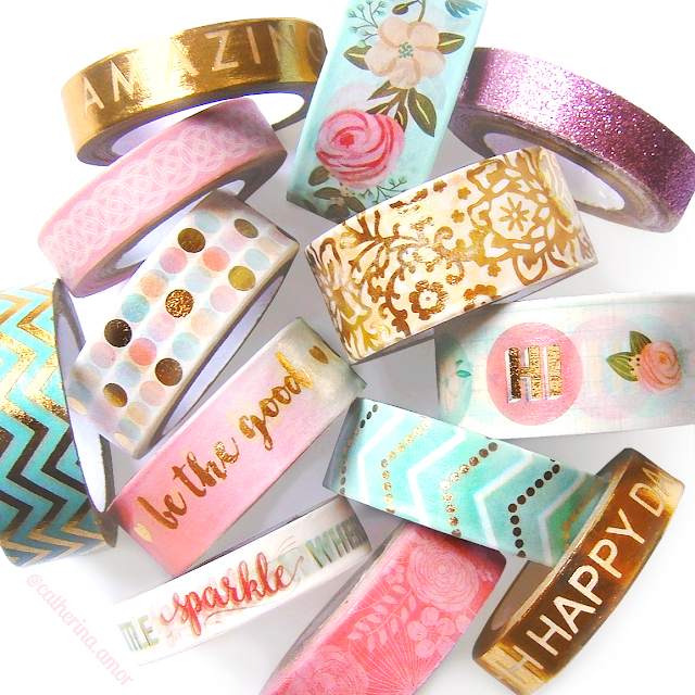 Michael's Washi Tapes