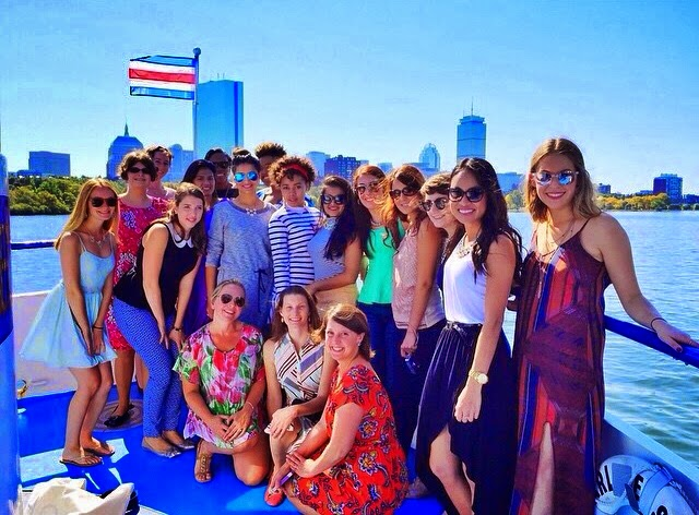 Boston Fashion Cruise
