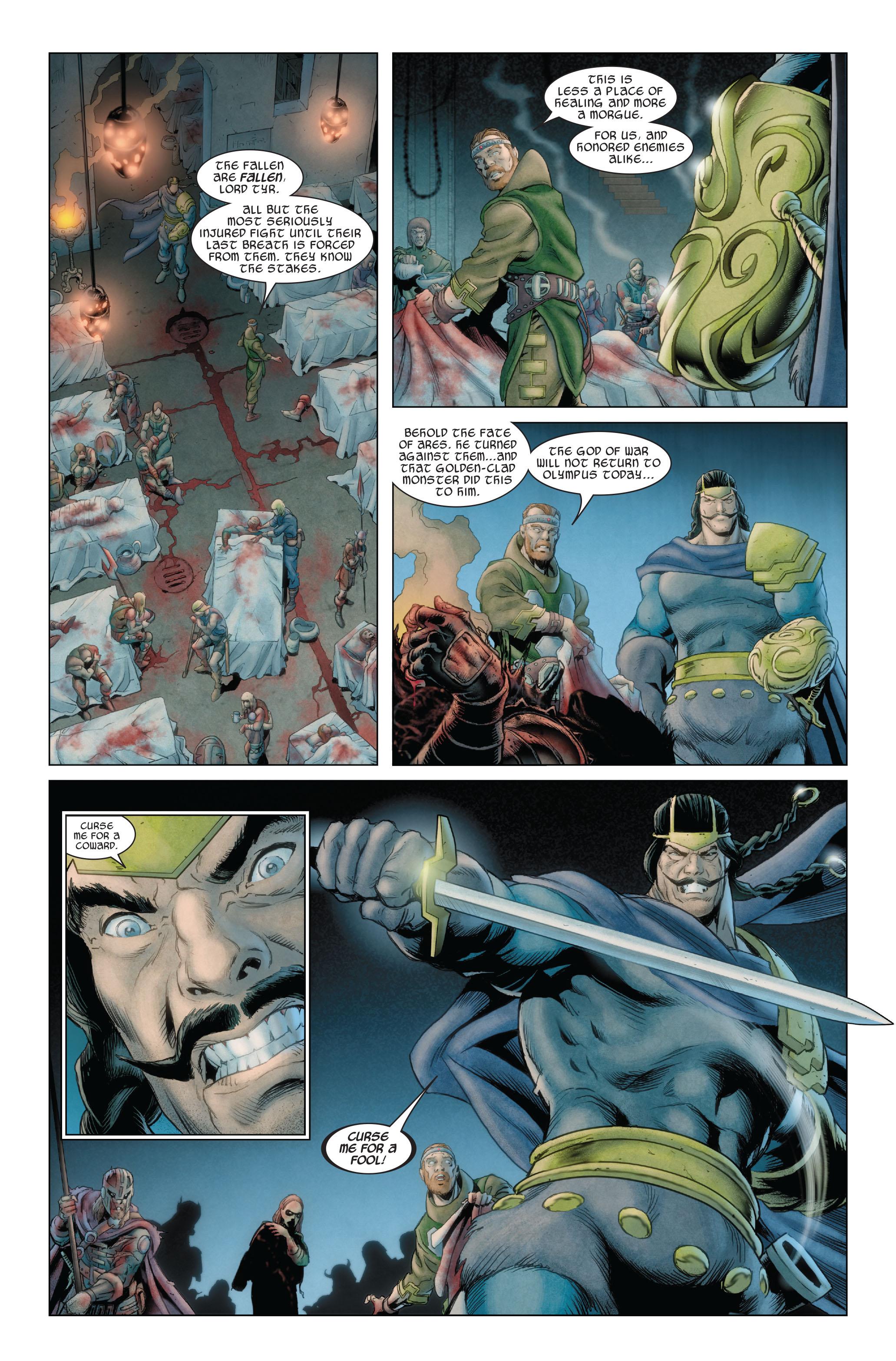 Thor (2007) Issue #608 #21 - English 11