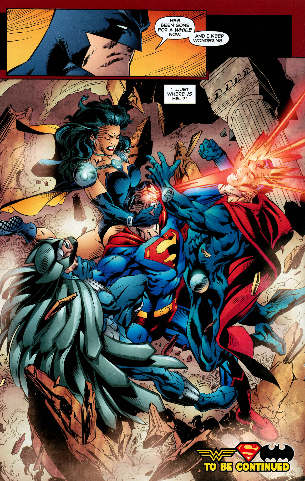 Read online Trinity (2008) comic -  Issue #11 - 17