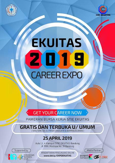 Job Fair STIE EKUITAS Bandung