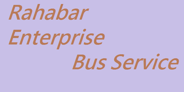 Rahabar Enterprise Bus Service