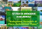 10 Fakta Menarik Kab.Berau - Kabupaten Terindah di Utara Kalimantan Timur