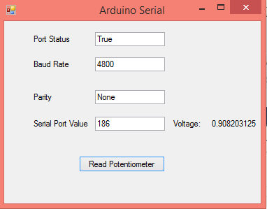 HodentekHelp: How to read potentiometer output from Arduino using