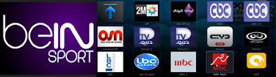 arabic-osn-bein sport- channel iptv playlist-m3u-vlc-kodi