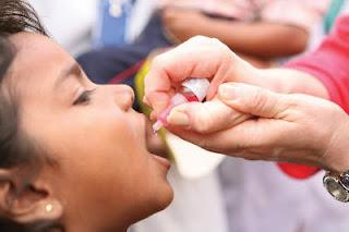 Çocuk felci aşısı