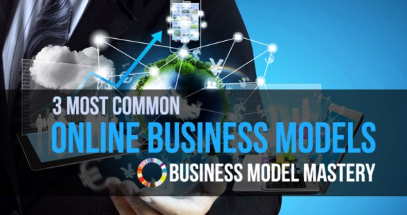 Most Common Online Business Models