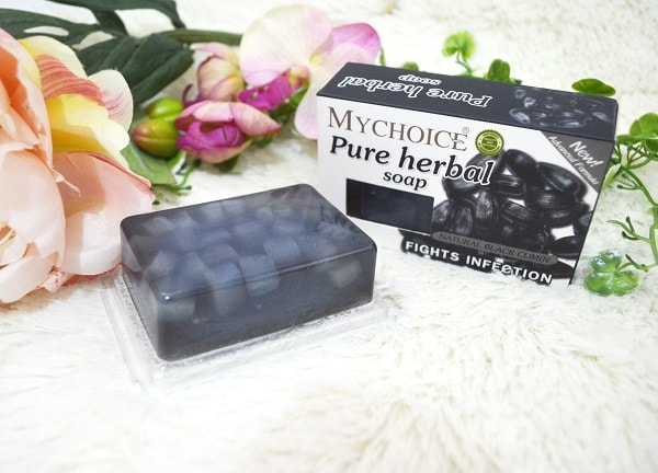 MyChoice Pure Herbal Soap with Black Cumin Extract review