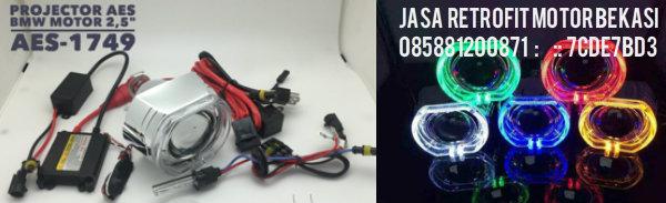 Proji Motor AES Shroud BMW