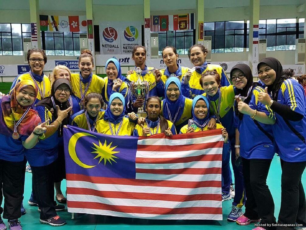 Skuad Bola Jaring Malaysia