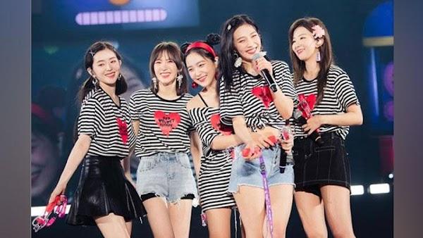 Tonton Konser Red Velvet Live Di Trans Tv Dan Trans7