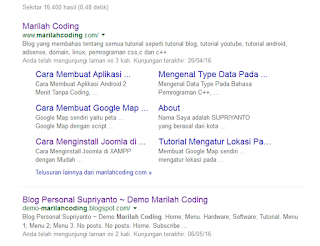 Cara Mengembalikan Sitelink yang Hilang dari Pencarian Google