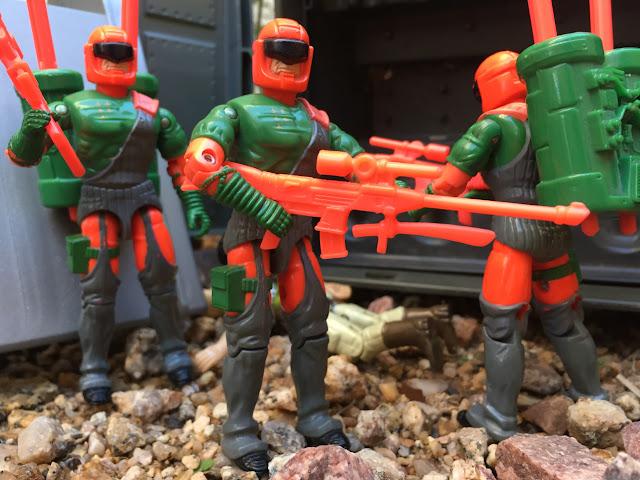1993 Flak Viper, Battle Corps