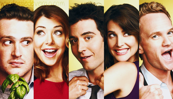 TAG Viciada em séries - How I Met Your Mother