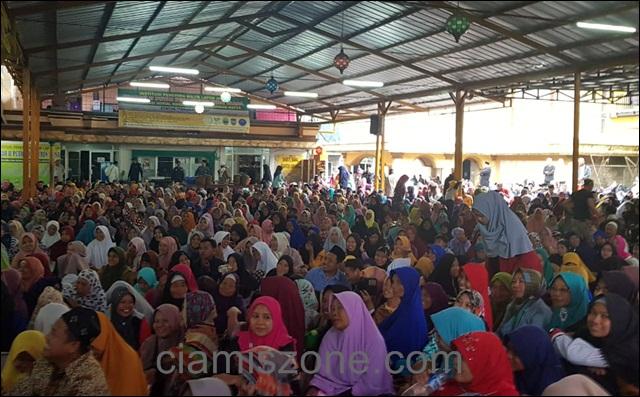 Kemenpar Gelar Puncak Pekan Pesona Pesantren bersama Manaqib Kubro di Panjalu