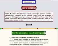 http://reglasdeortografia.com/comillas04.html