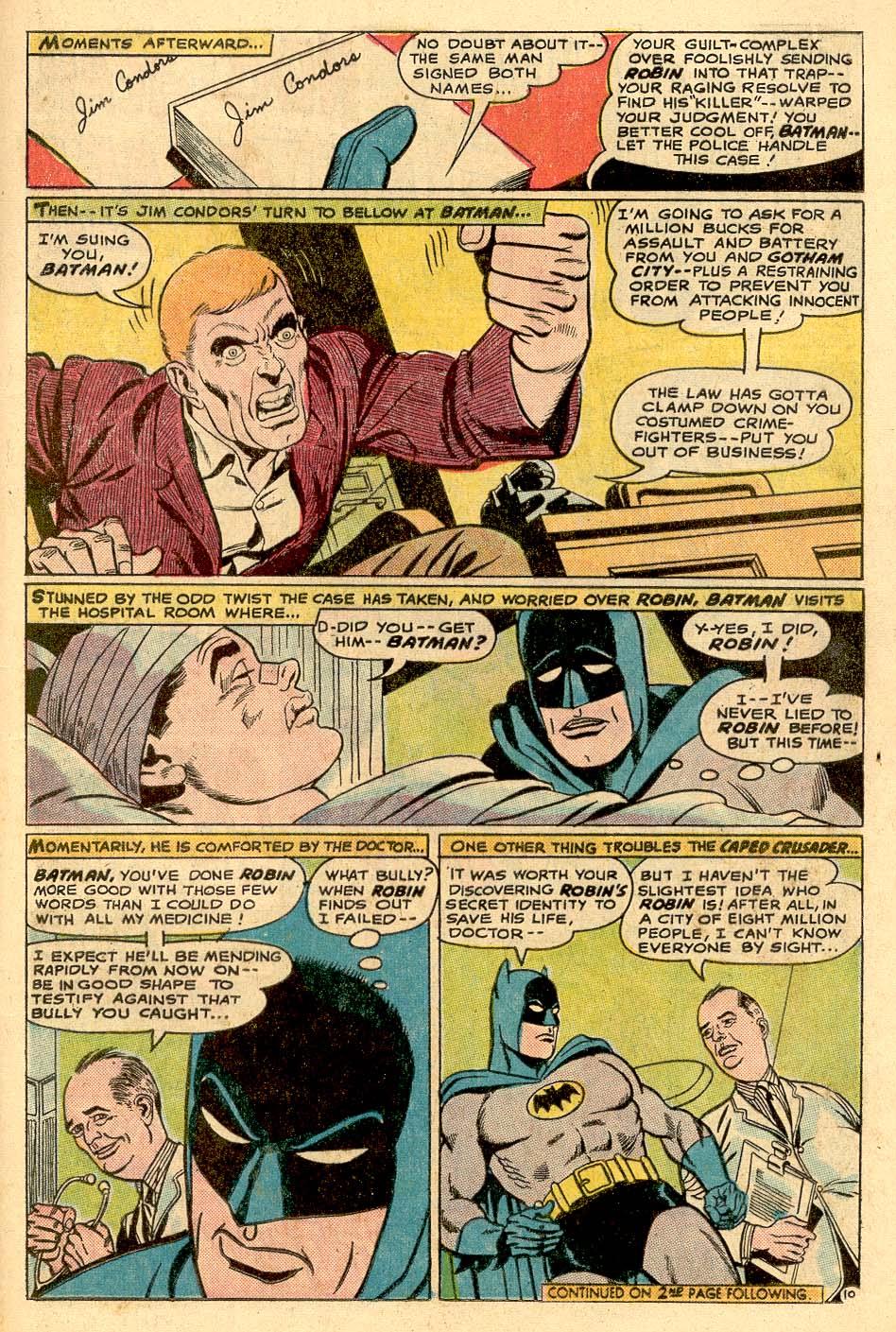 Detective Comics (1937) 374 Page 12
