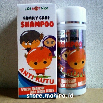 Shampoo Anti Kutu - Family Care Shampoo