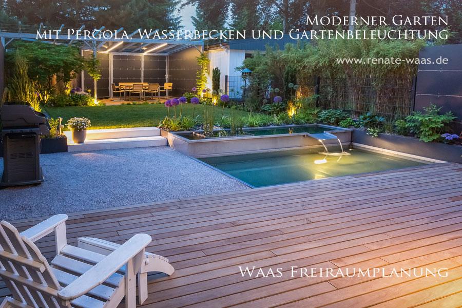 Hochwertig Moderne Gärten In München