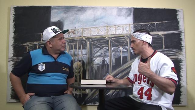 Alessandro Buzo entrevista o rapper e escritor Eduardo