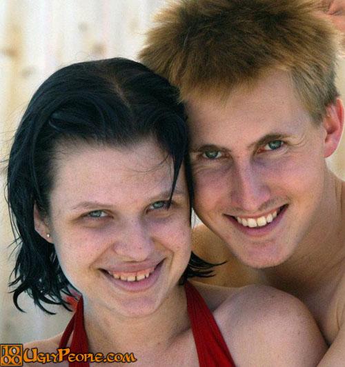foto pasangan terunik terlucu teraneh dan ternorak di dunia-35