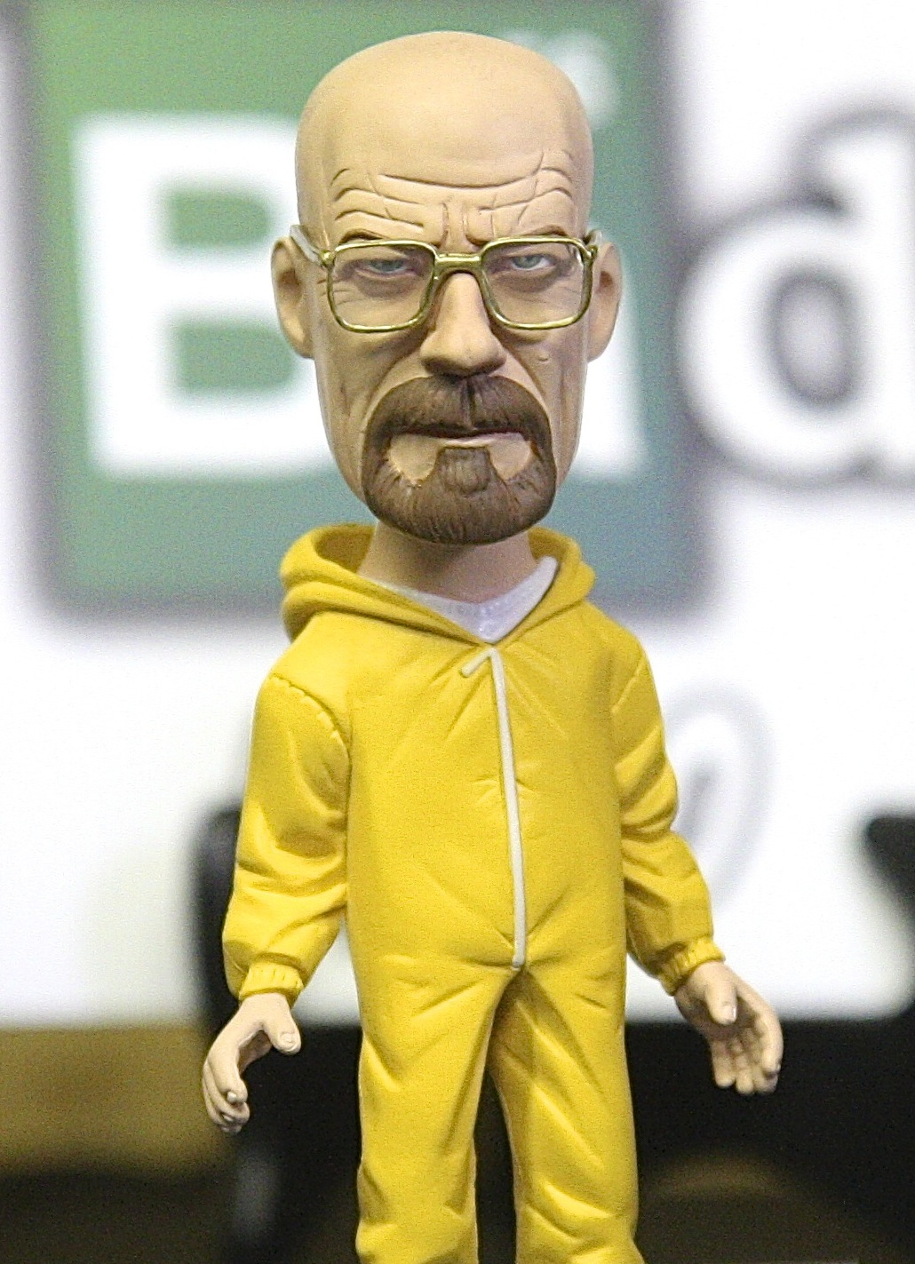 Breaking Bad Set Year Nerdy Rotten Scoundrel Toy Fair 2013 Mezco Toyz Unveil