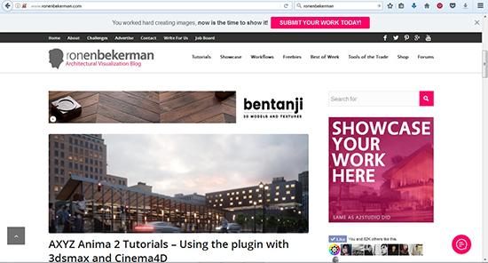 website keren arsitektur