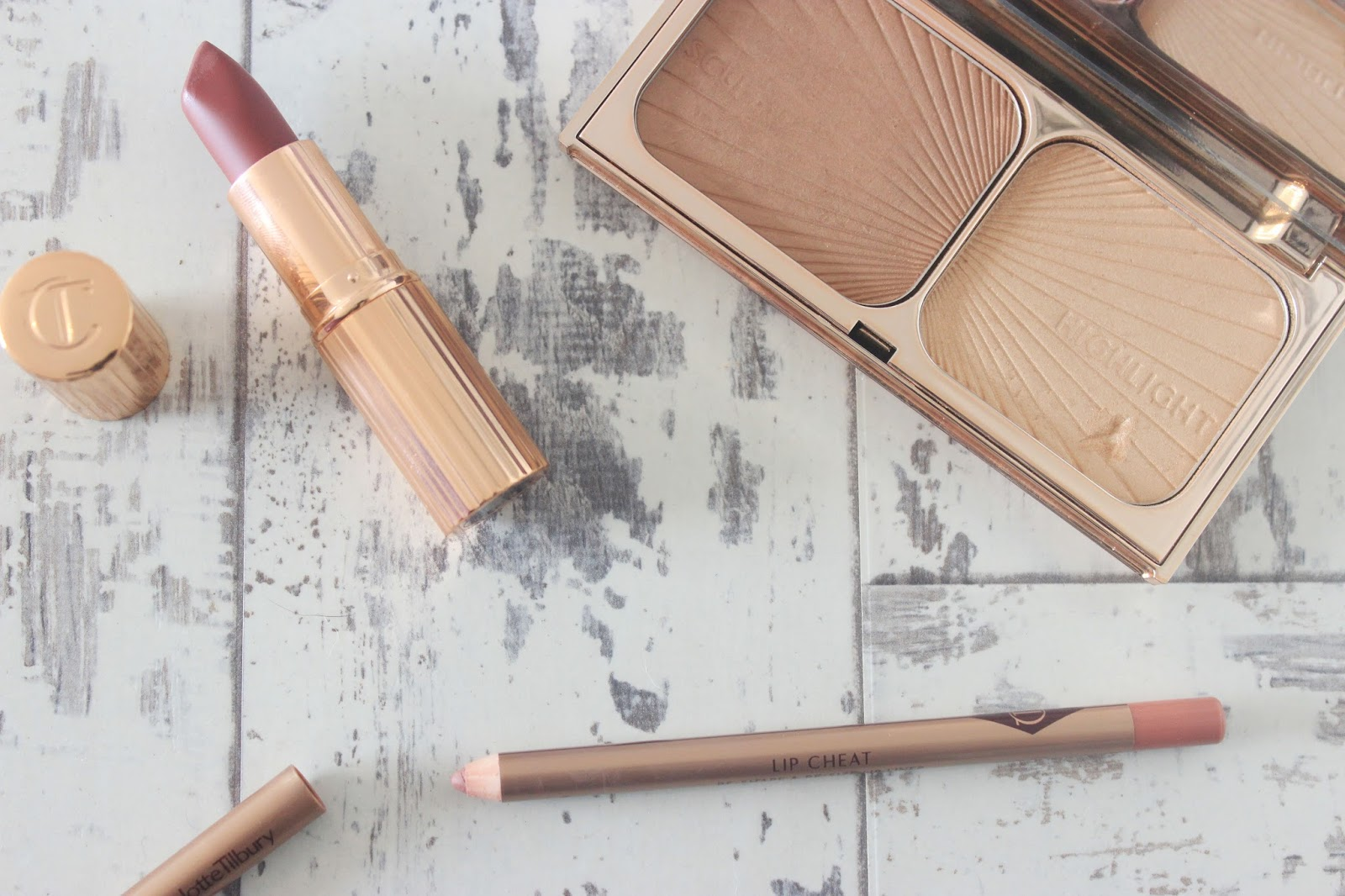 Charlotte Tilbury, Pillow Talk, Bronze and Glow, Bond Girl
