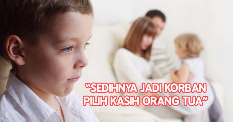 Rasulullah Melarang Keras Orang Tua Pilih Kasih Antar Anak Selain