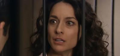 A personagem Cynthia (Susana González), de A Que Não Podia Amar: novela está em alta no Ibope