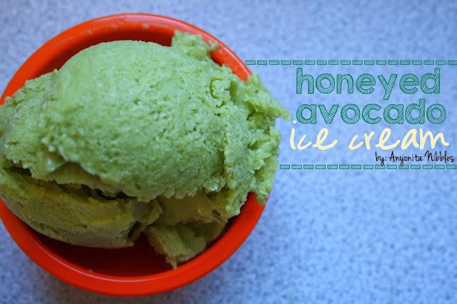 Honeyed Avocado Ice Cream from www.anyonita-nibbles.com
