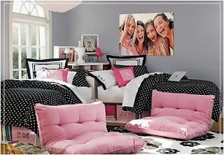 dormitorio niñas gemelas