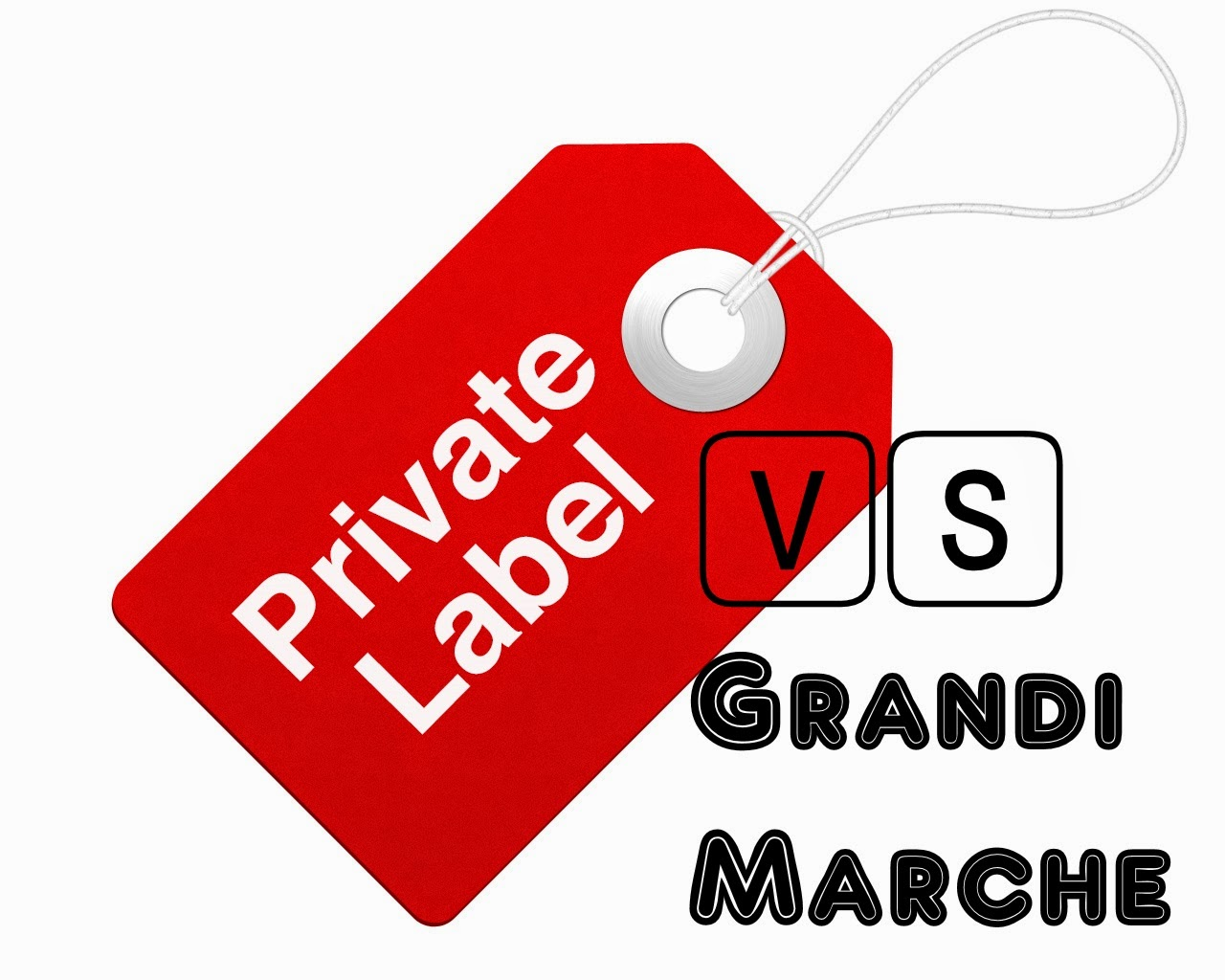 Private Label vs Grandi Marche