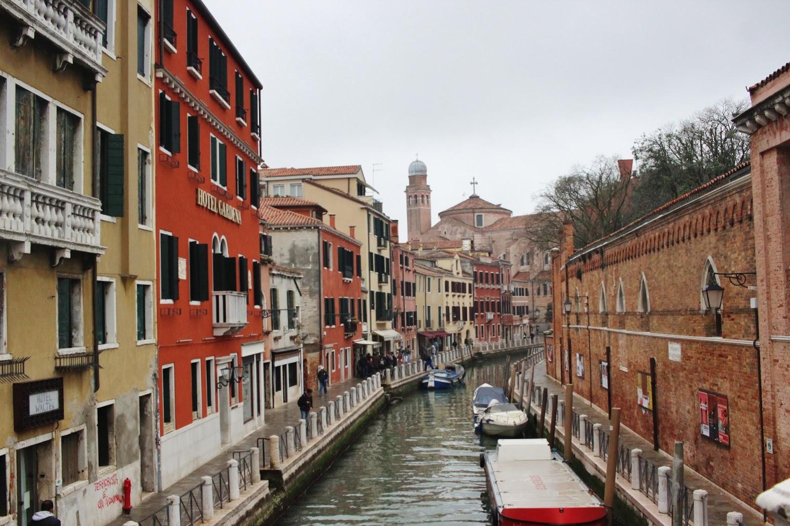 como es venecia