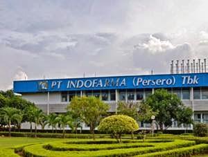 PT. INDOFARMA (Persero) Tbk