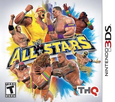 WWE All Stars CIA 3DS USA