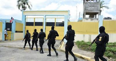 En Najayo realizan cambio de horario de visitas a implicados caso Odebrecht