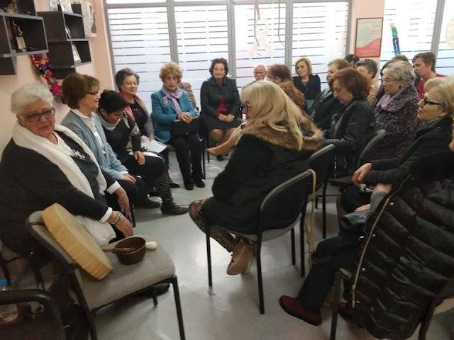 Ο Σύλλογος Καρκινοπαθών και Φίλων Ν Αργολίδας γιόρτασε την Ημέρα της γυναίκας με παραμύθια αγάπης