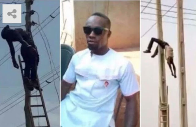 Sacked PHCN staff electrocuted while doing illegal connection in Delta