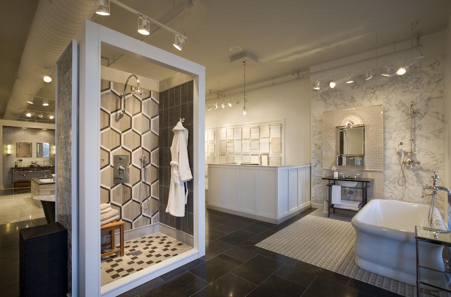 merritt design photo: Waterworks Showroom | Denver ...