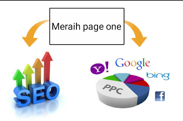 Cara menampilkan blog di urutan pertama google Bing Yahoo dll