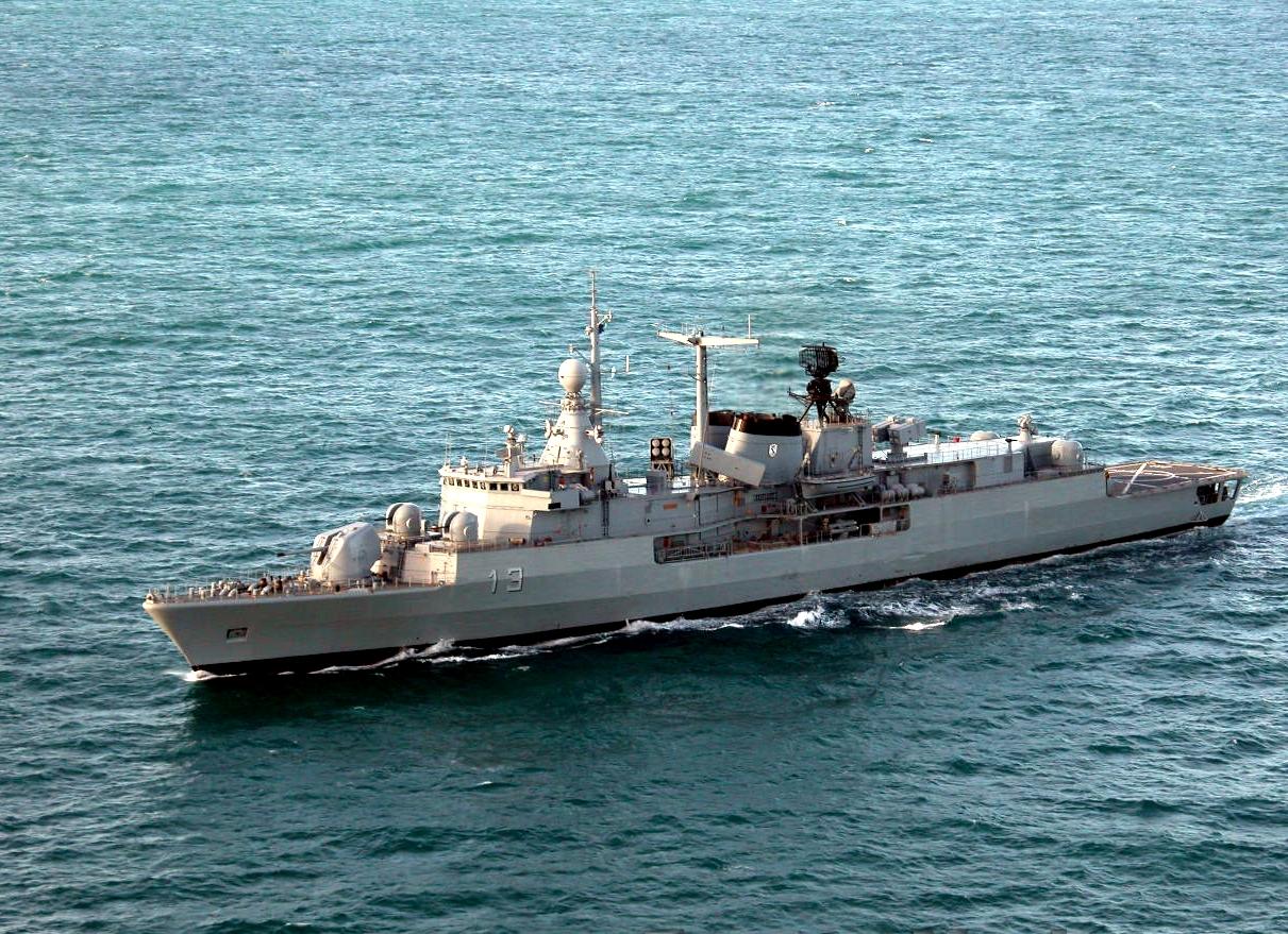 Poder Naval: 2017