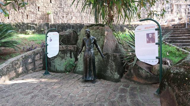 estatuas caminho das esculturas