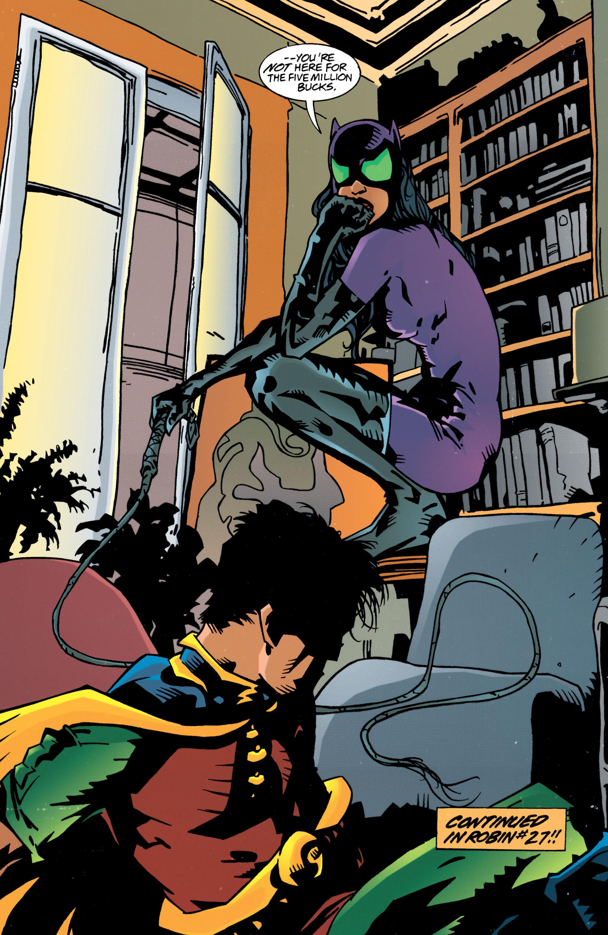 Detective Comics (1937) 695 Page 21