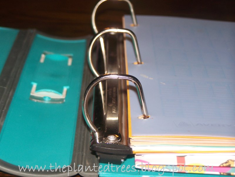 the planted trees thrifty thursday staples better binders