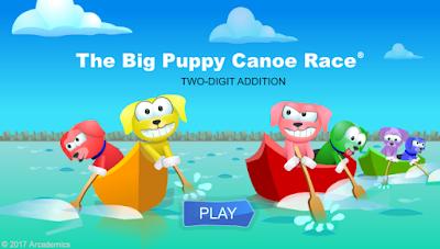 http://www.mathplayground.com/ASB_Canoe_Puppies.html