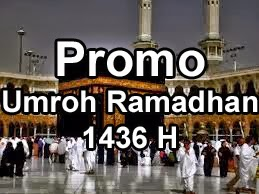 Umroh Pertengahan Ramadhan 2015