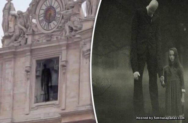 Hantu Terakam Di Vatican [3]